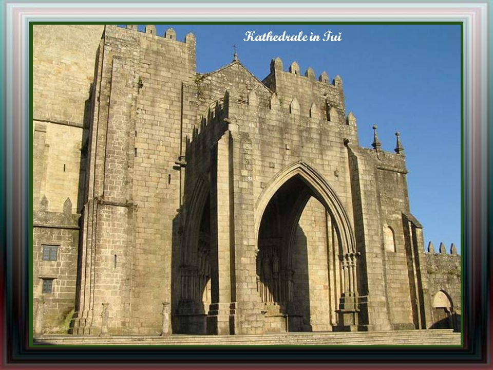Römische Stadtmauer in Lugo