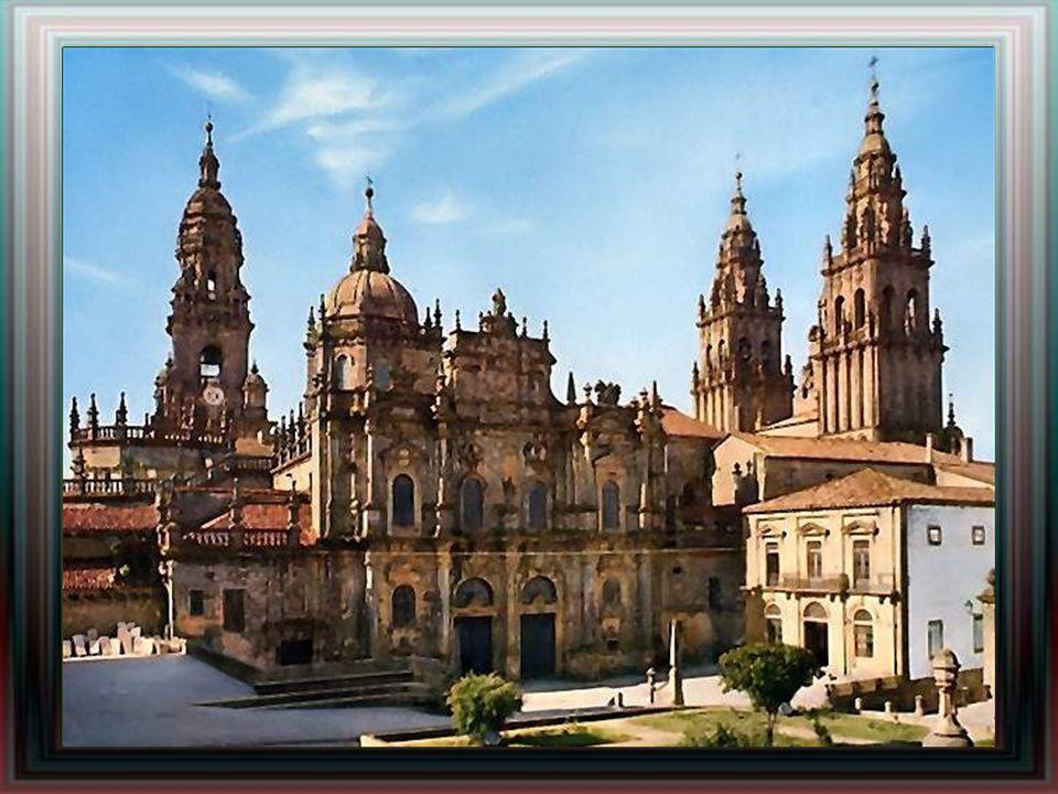 Kathedrale Santiago de Compostella