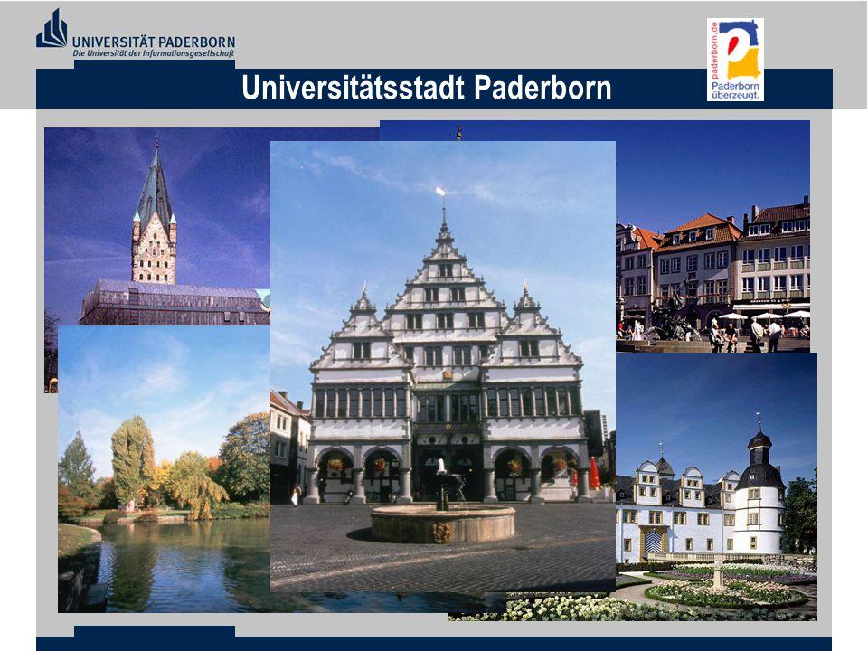 Universitätsstadt Paderborn