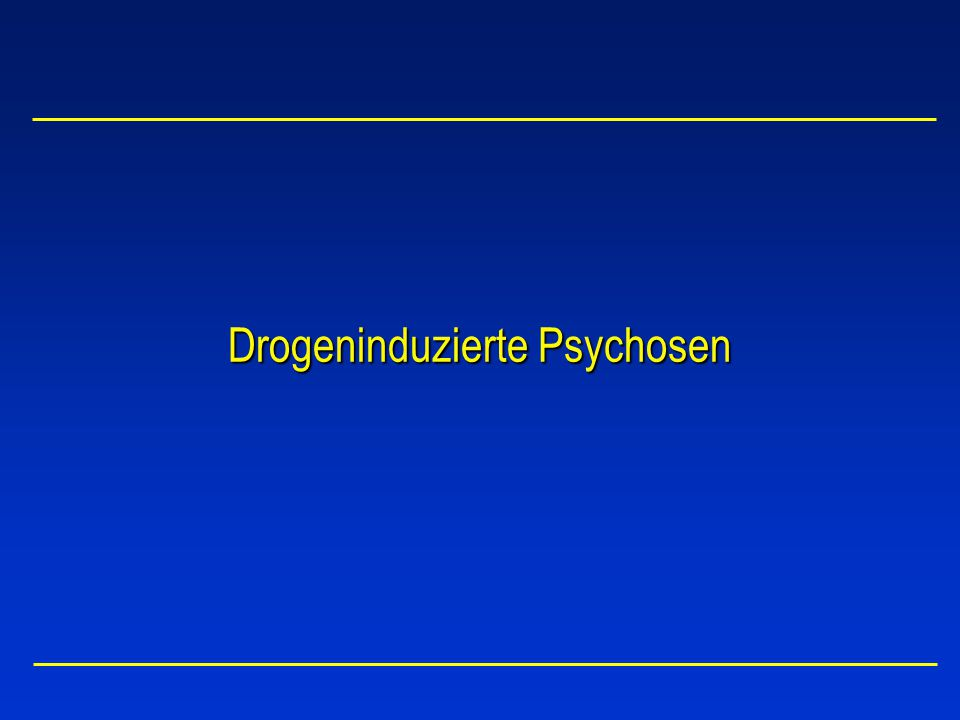 Akute Drogenwirkung sedierendstimu-euphori-halluzi- lierendsierendnogen Alkohol ++ Sedativa ++ Cannabis ++ Kokain +++ Halluzinogene + + Opiate ++ Amphetamine/Ecstasy +++ Inhalantien ++