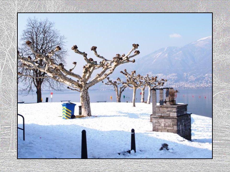 Winter am Lago Maggiore l'inverno al verbano Musik: Gheorghe Zamfir - Theme From Limelight Fotos und Gestaltung: ahafner
