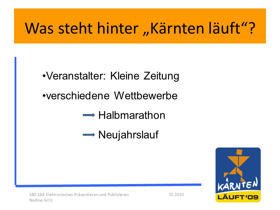 "Was steht hinter ""Kärnten läuft ."
