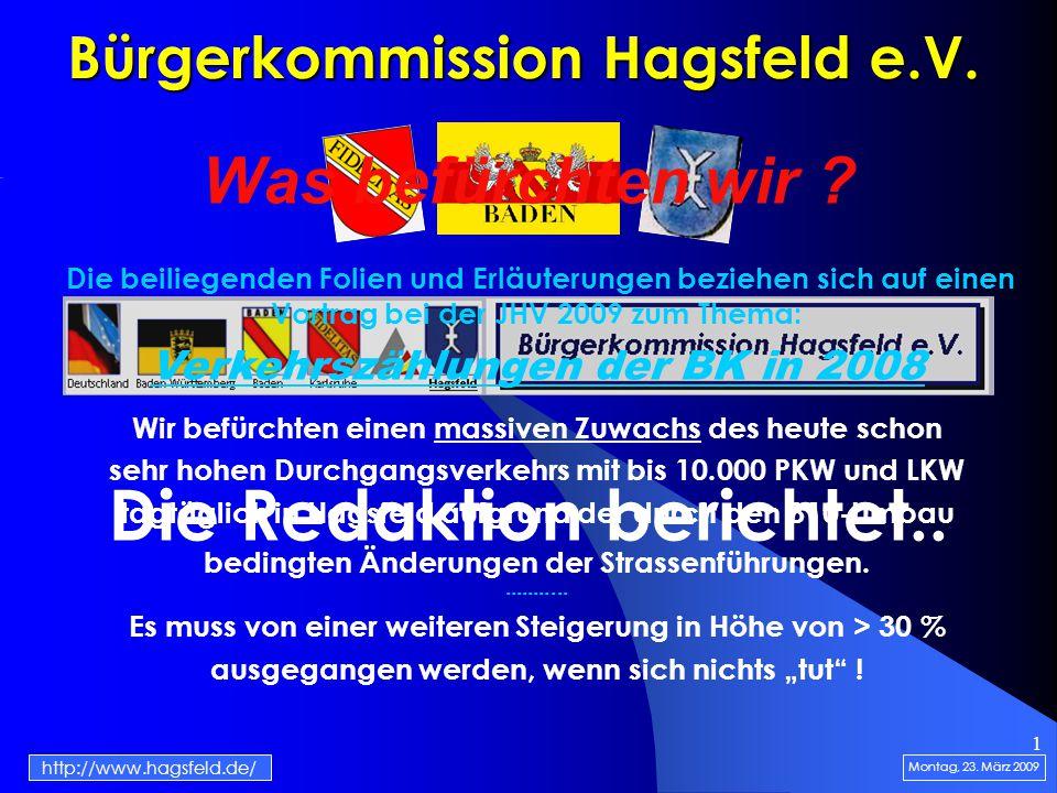 12 http://www.hagsfeld.de/ Freitag, 06. März 2009