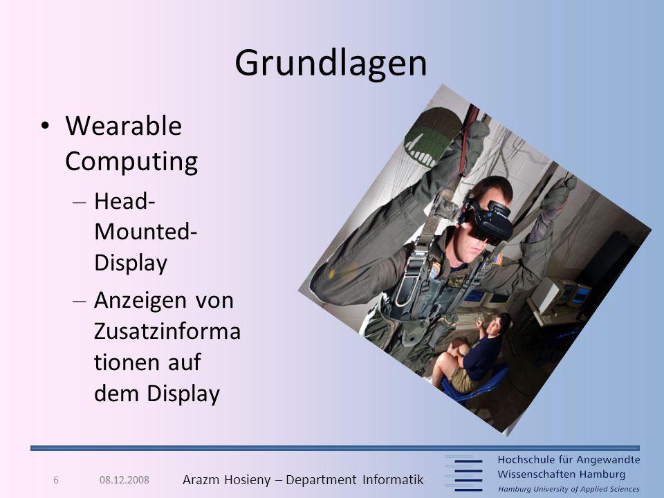 17 Arazm Hosieny – Department Informatik Quellen http://www.praecogito.com/~brudy/wear2front.gif http://www.heise.de/newsticker/EU-Kommission-foerdert-Pervasive-Gaming-- /meldung/51475 http://www.planet-nintendo.de/img/articles/5040/Game-Boy-Classic-logo.gif 08.12.2008