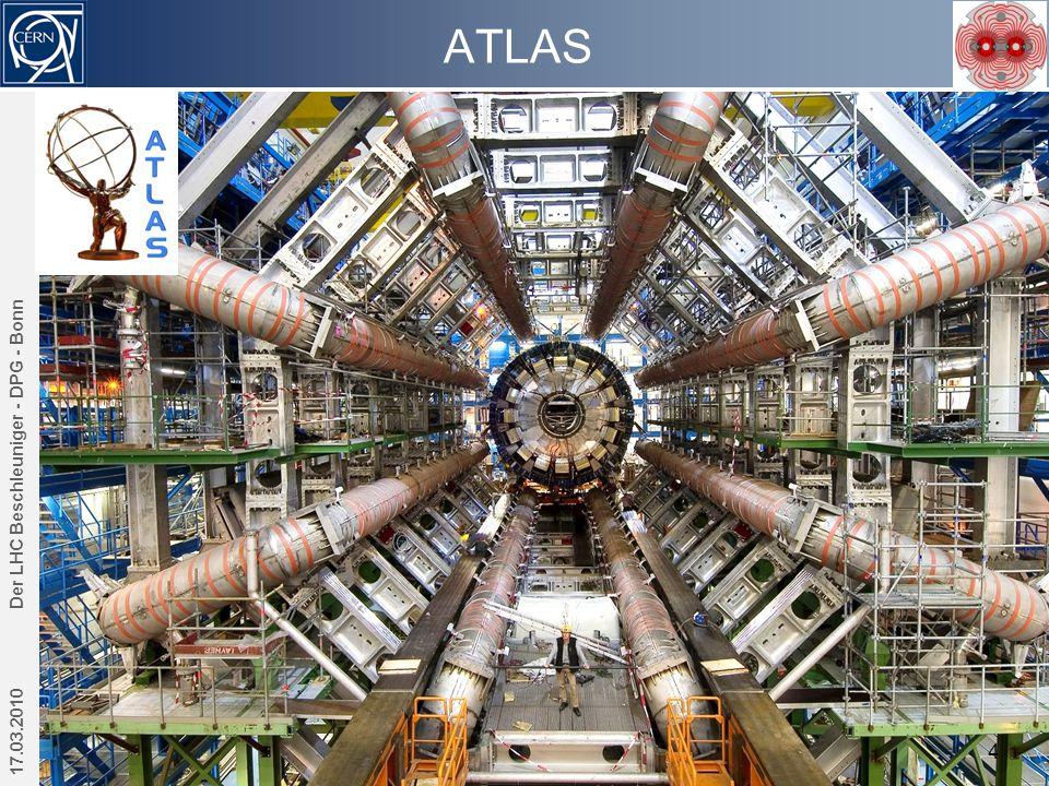 CMS 17.03.2010 Der LHC Beschleuniger - DPG - Bonn 5