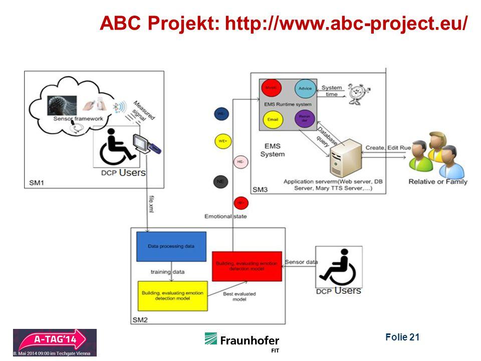 Folie 21 ABC Projekt: http://www.abc-project.eu/