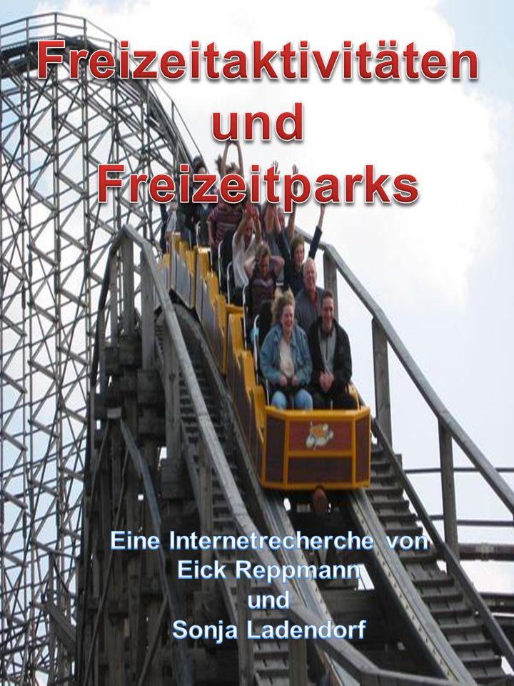 Denkt daran, dass der Freizeitpark in Deutsch- land ist und ihr Euro braucht.