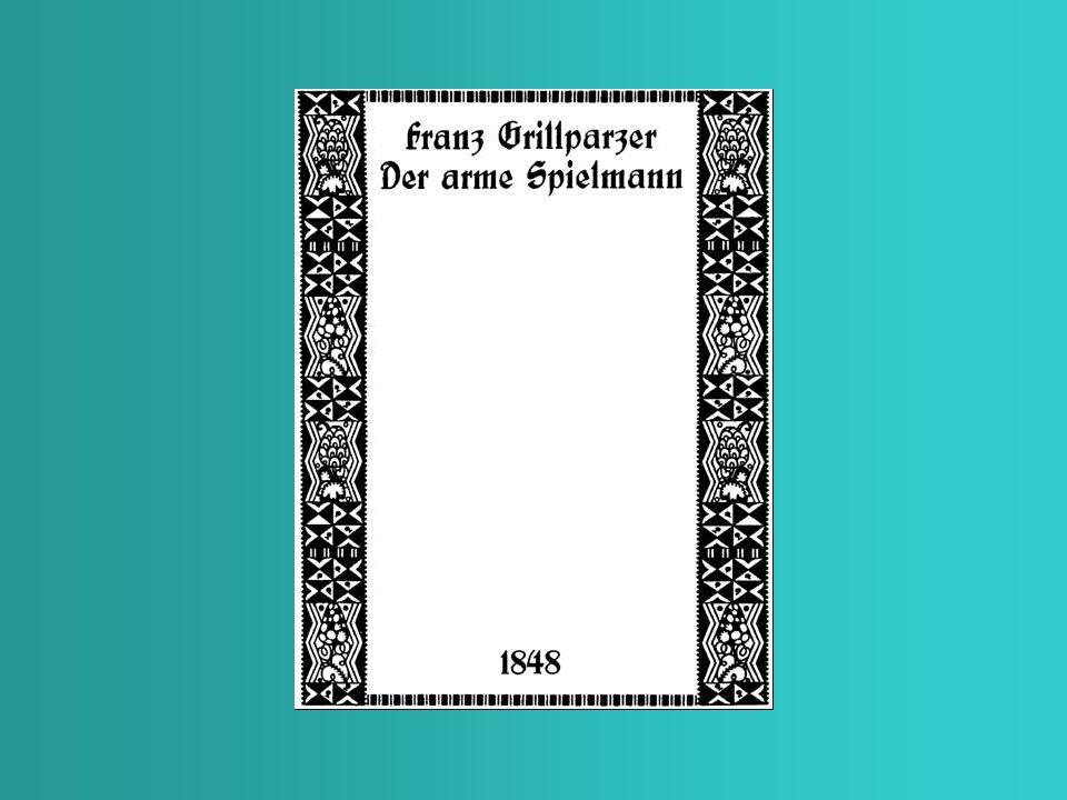 Web Tipps: http://gutenberg.spiegel.de/autoren/grillprz.htm http://www.grillparzer.at/ http://www.franzgrillparzer.at/ Informationen zum Autor: Links zum Werk: http://gutenberg.spiegel.de/grillprz/spielman/spielman.htm Links zur Literatur der Biedermeierzeit: http://www.literaturwelt.com/epochen/bieder.html