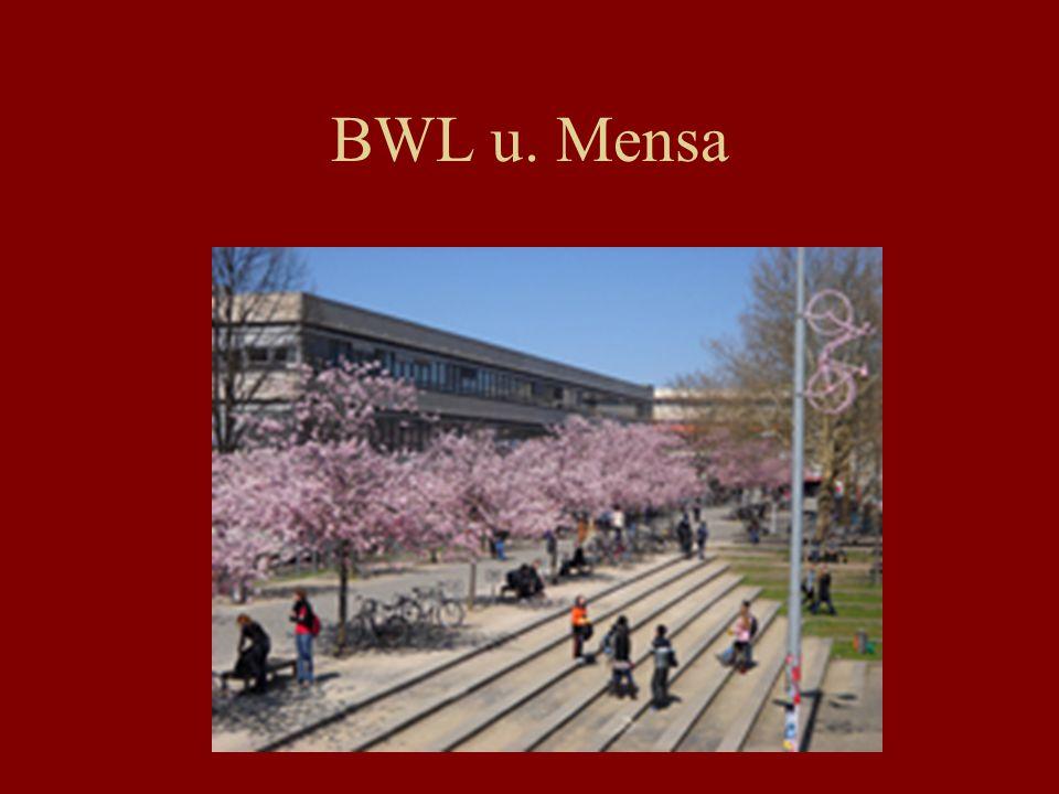 BWL u. Mensa