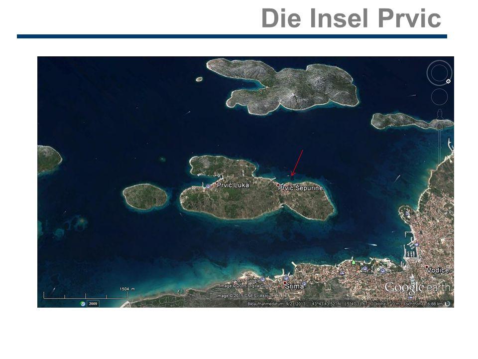 Die Insel Prvic