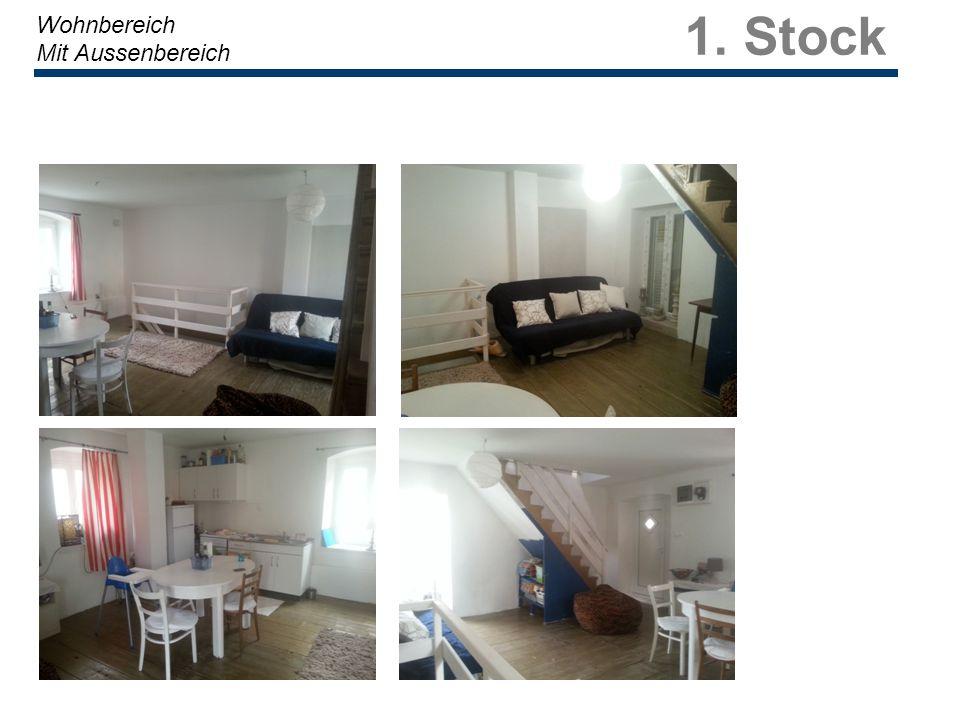 1. Stock Wohnbereich Mit Aussenbereich
