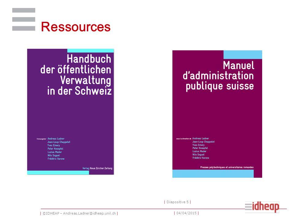   ©IDHEAP – Andreas.Ladner@idheap.unil.ch     04/04/2015   Wahlverfahren für die Exekutive