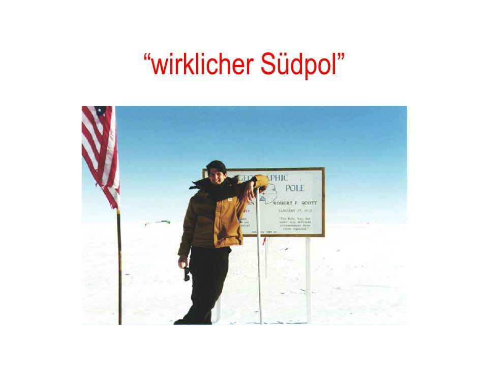 """""""offizieller Südpol"""""""