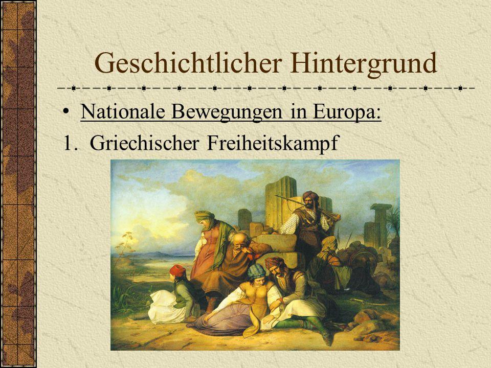 Vormärz (1815-1848) Eugène Delacroix: Die Freiheit führt das Volk ( 1830 )