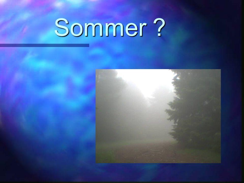 ...Sommer .