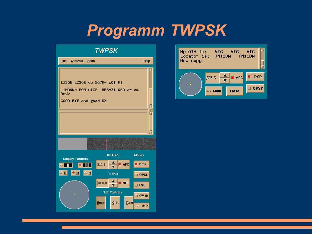Programm TWPSK
