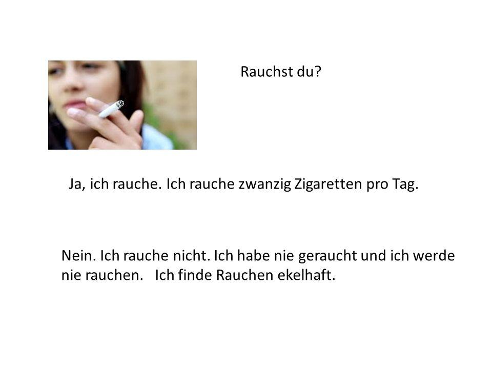 Gefahren vom Rauchen Rauchen verursacht Krebs.