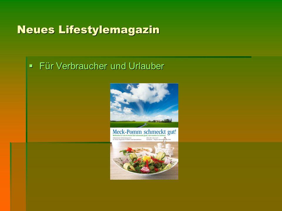 Neues Lifestylemagazin  Für Verbraucher und Urlauber