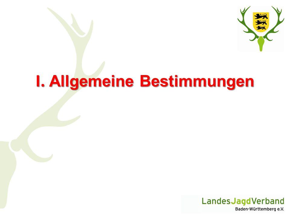 Anzeige- und Ablieferungspflichten, Aneignungsrecht (JWMG §§ 3 und 4) Aneignungsrecht wie bisher, bei Vögeln z.T.