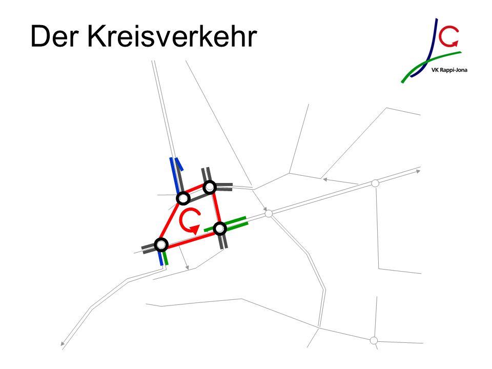 Der Kreisverkehr