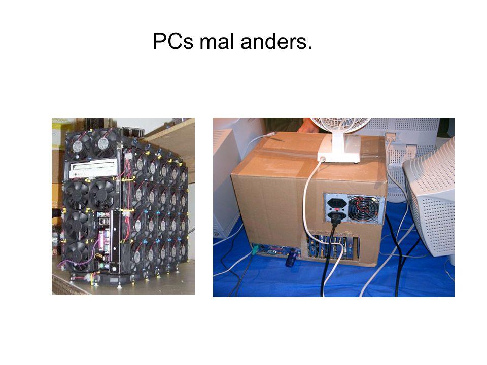 PCs mal anders.