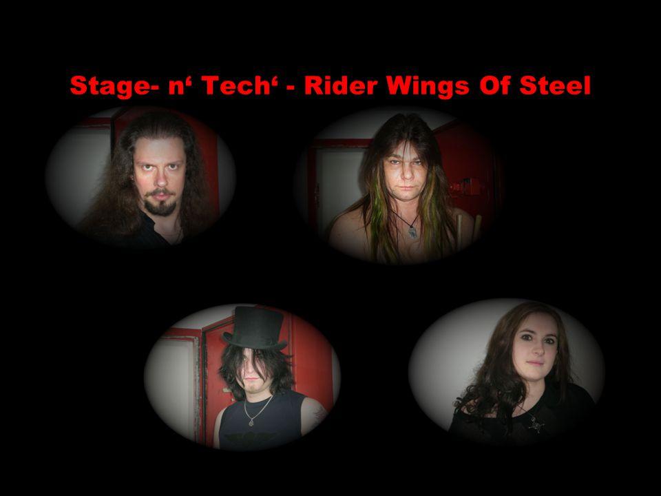 Stage- n' Tech' - Rider Wings Of Steel