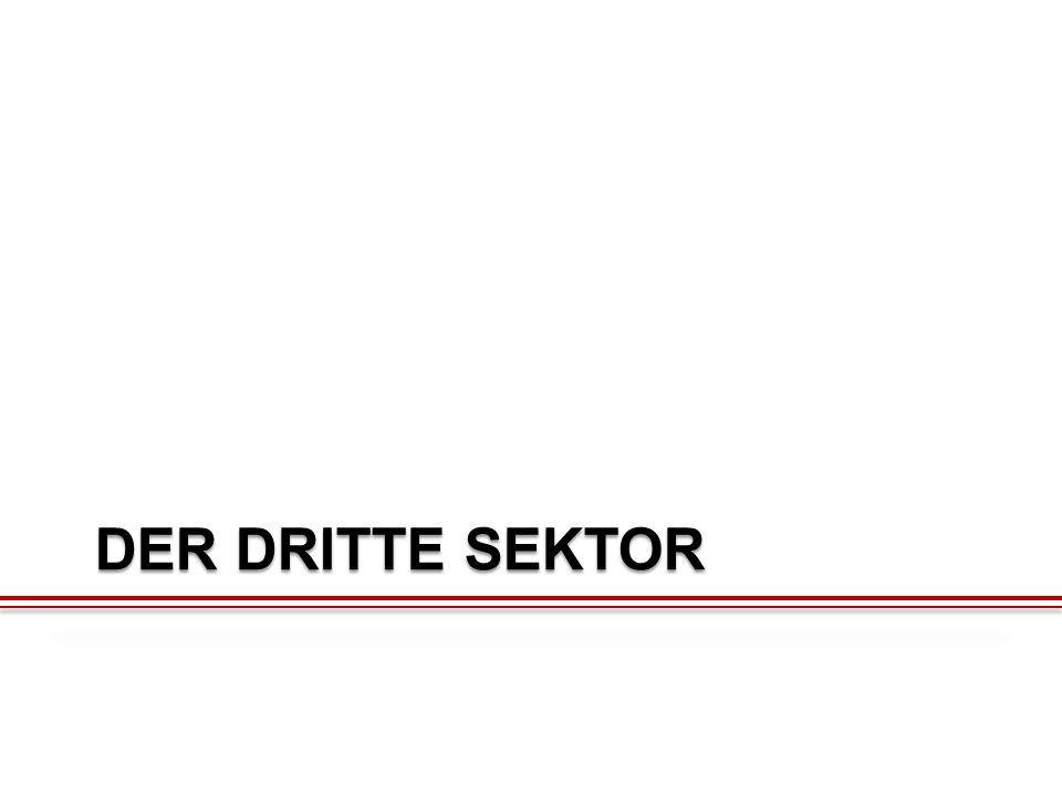 DER DRITTE SEKTOR