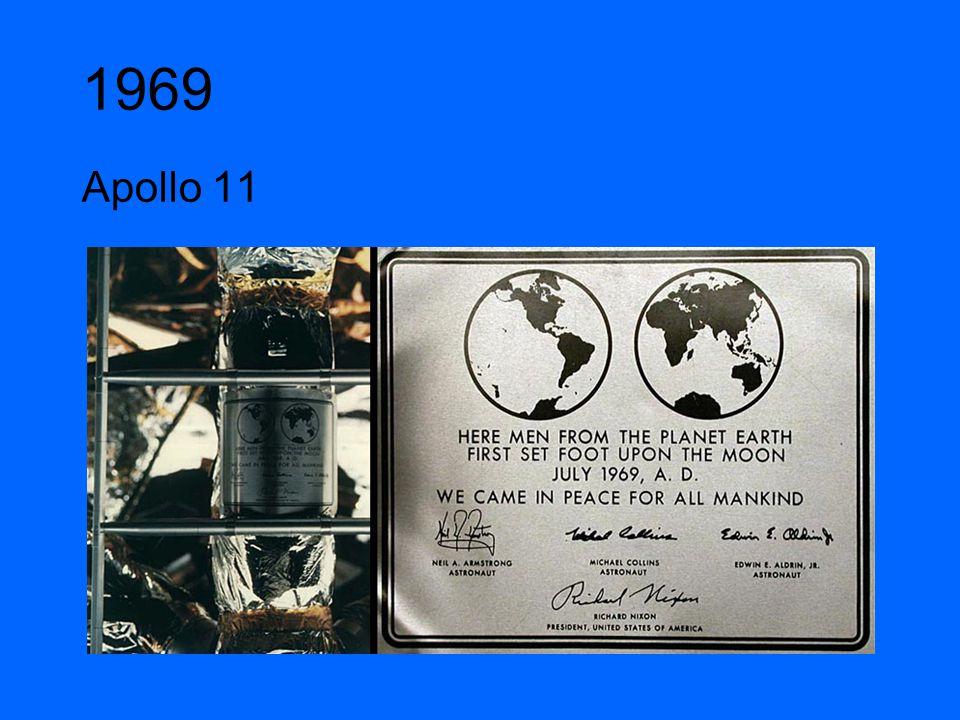 1969 Apollo 11