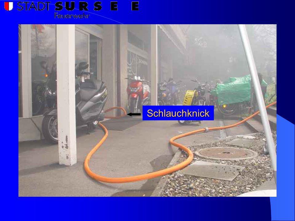 Schlauchknick