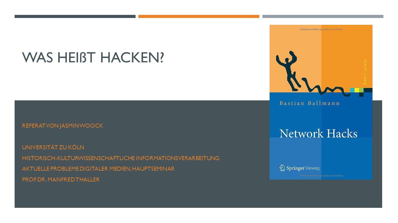 INHALTSVERZEICHNIS 1.Autor 2. Netzwerk /-Sicherheit 3.