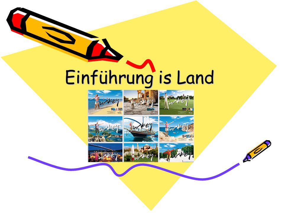 Einführung is Land