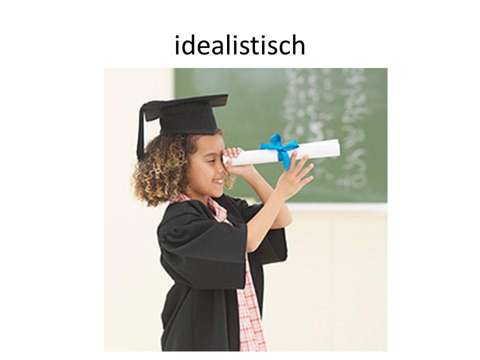 idealistisch