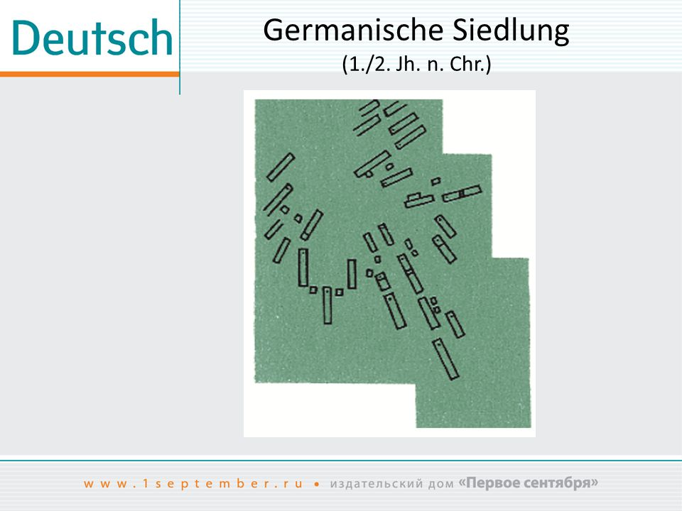 Germanisches Wohnstallhaus