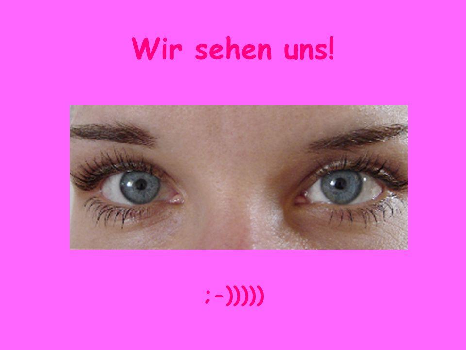 Jetzt macht schön Pause ;-) Wir freuen uns schon auf nächstes Jahr Wenns wieder heißt: We are Schröder Show Sextett ei jei jei jei jei jei jei