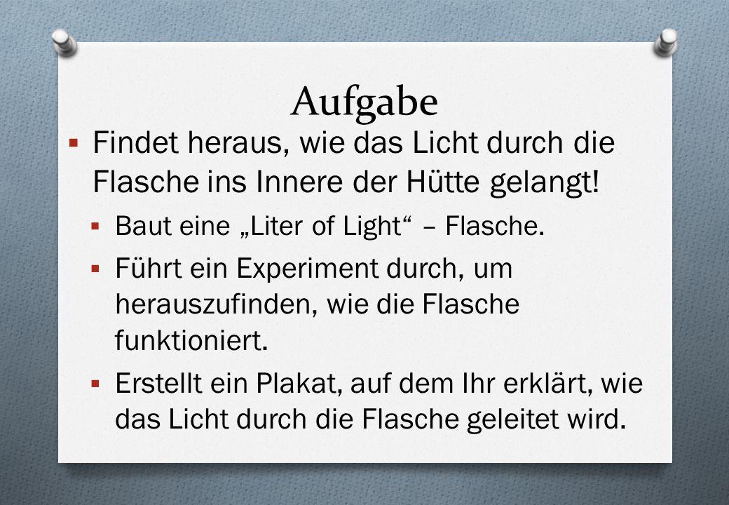Weg Arbeitet in Dreiergruppen (außer 2a und 2b.).1.