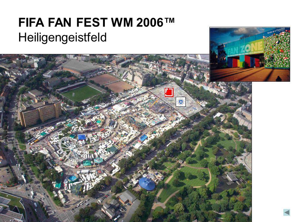 FIFA FAN FEST WM 2006™ Heiligengeistfeld