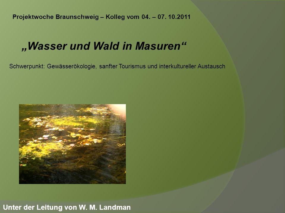Projektwoche Braunschweig – Kolleg vom 04. – 07.