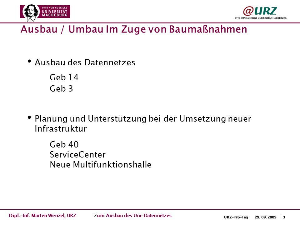 3URZ-Info-Tag 29. 09.