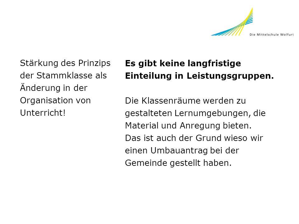Verstärkter Einsatz von Lehrern und Lehrerinnen in Deutsch, Englisch und Mathematik.
