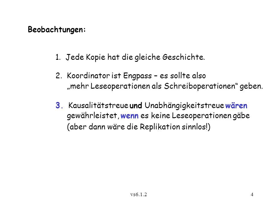 vs6.1.215 6.1.4 Schwache Konsistenz Beobachtungen: 1.