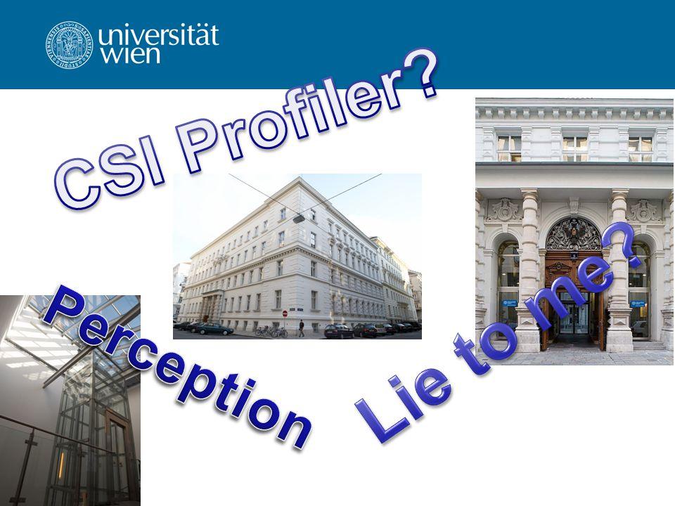 Fakultät für Psychologie Der Aufnahmetest 13 Das Aufnahmeverfahren finden einmal pro Jahr statt.