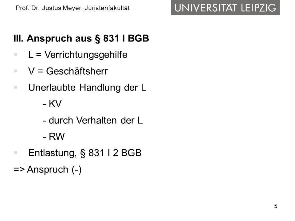 6 Prof.Dr. Justus Meyer, Juristenfakultät IV.