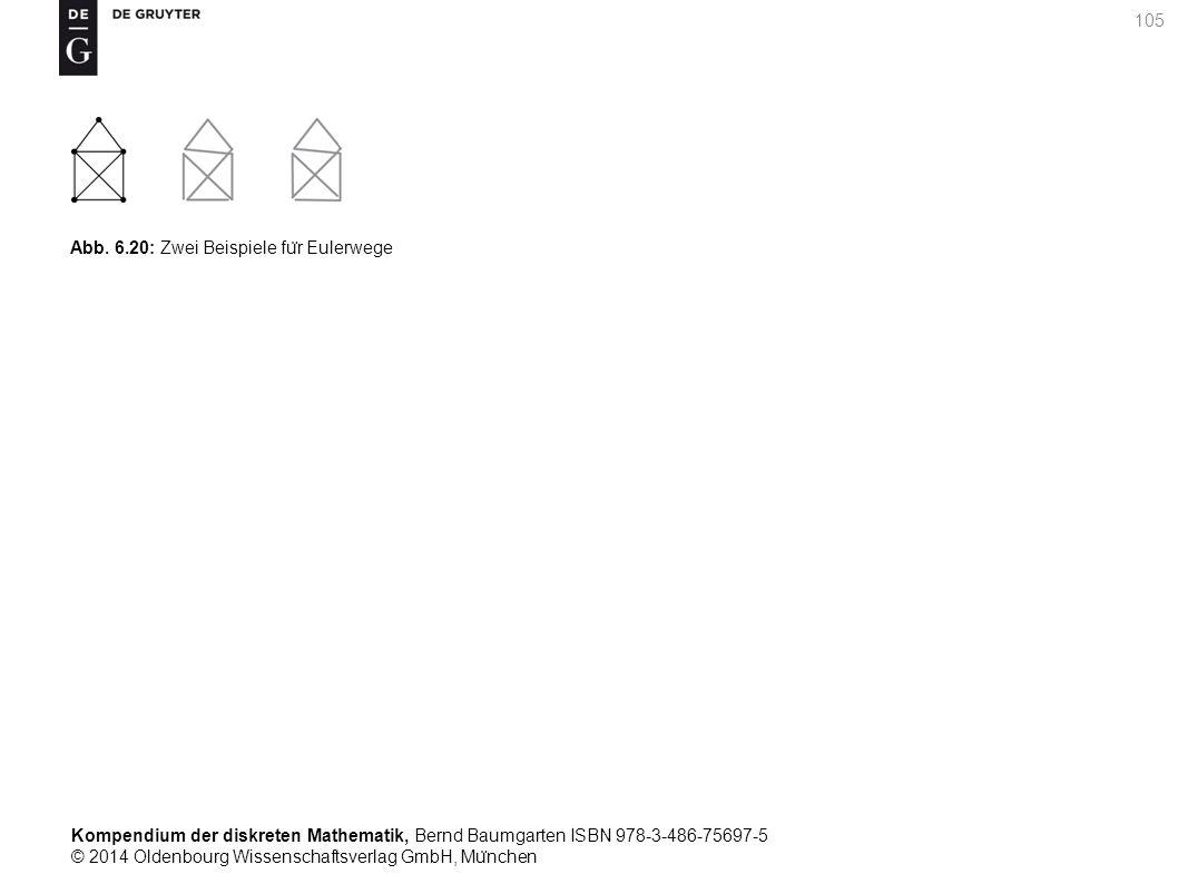 Kompendium der diskreten Mathematik, Bernd Baumgarten ISBN 978-3-486-75697-5 © 2014 Oldenbourg Wissenschaftsverlag GmbH, Mu ̈ nchen 105 Abb. 6.20: Zwe