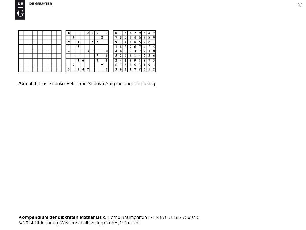 Kompendium der diskreten Mathematik, Bernd Baumgarten ISBN 978-3-486-75697-5 © 2014 Oldenbourg Wissenschaftsverlag GmbH, Mu ̈ nchen 33 Abb. 4.3: Das S