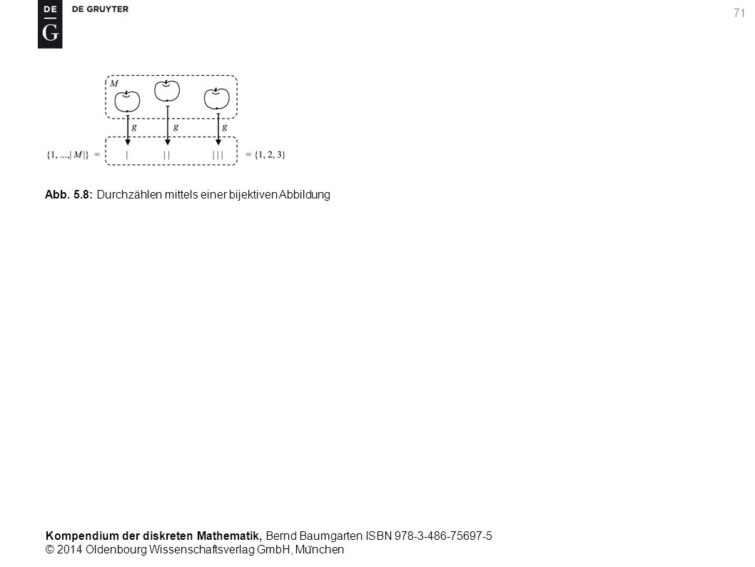 Kompendium der diskreten Mathematik, Bernd Baumgarten ISBN 978-3-486-75697-5 © 2014 Oldenbourg Wissenschaftsverlag GmbH, Mu ̈ nchen 71 Abb. 5.8: Durch
