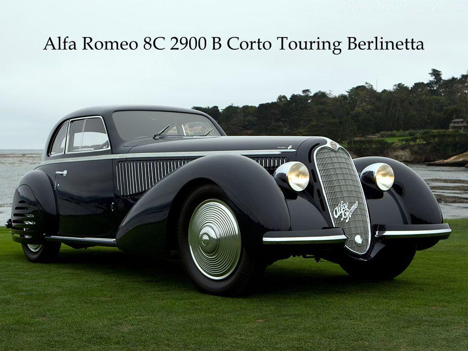 In Reihe 8 Zylinder 2,9-Liter-Motor Nur 20 Autos wurden zwischen 1937 und 1939 gebaut.