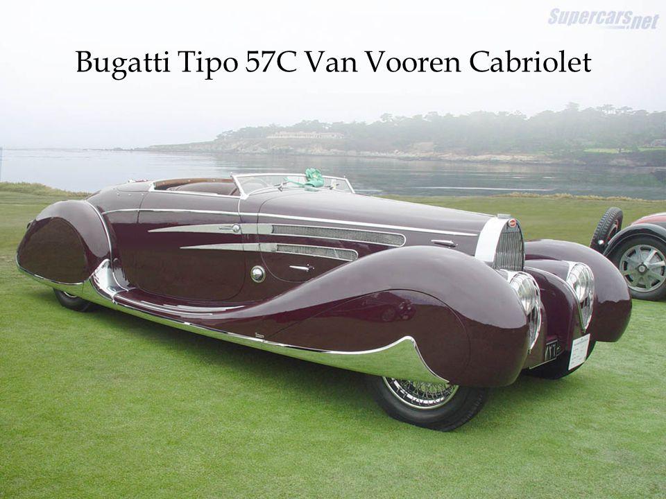 In Reihe 8-Zylinder-Motor 3,3 Liter einziges Auto, gebaut im Jahr 1939.