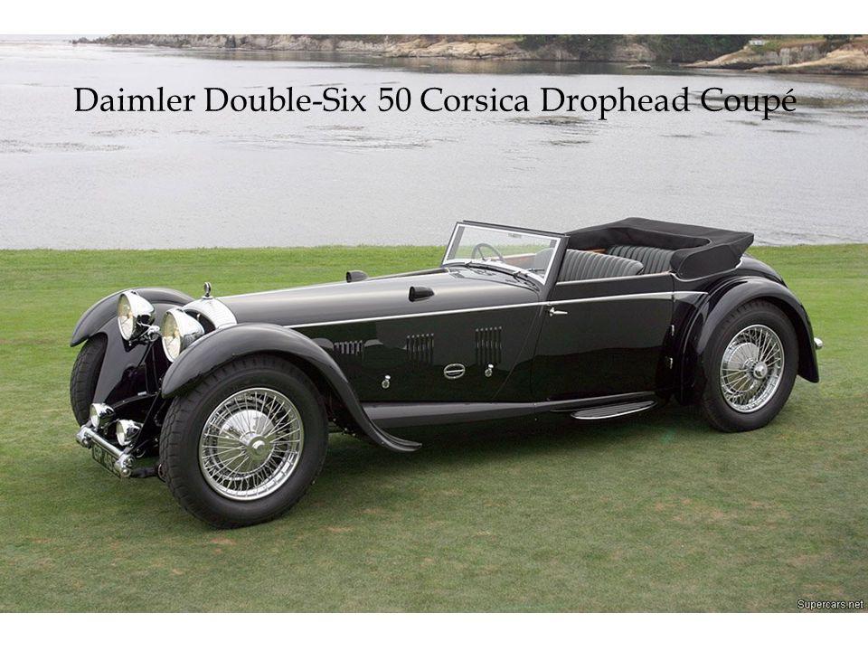 7,2 Liter V12-Motor. einziges Auto, in 1931 gebaut.