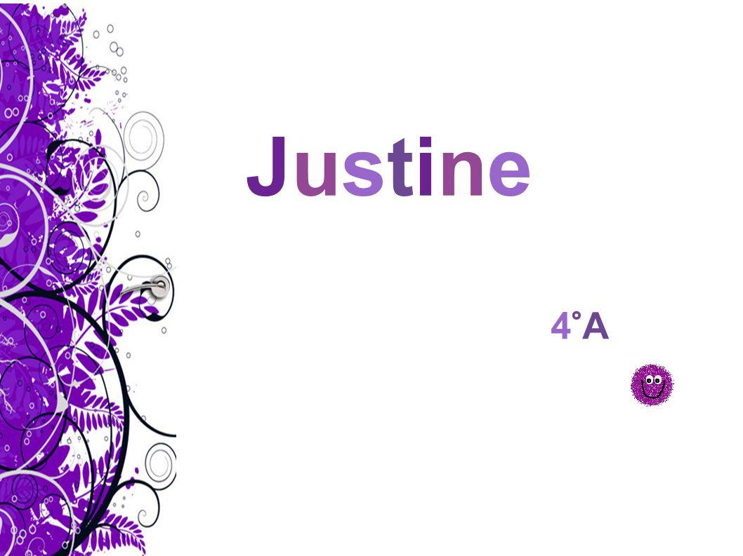 JustineJustine 4°A