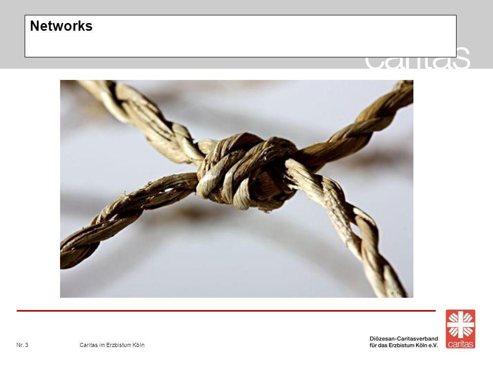 Caritas im Erzbistum KölnNr. 3 Networks